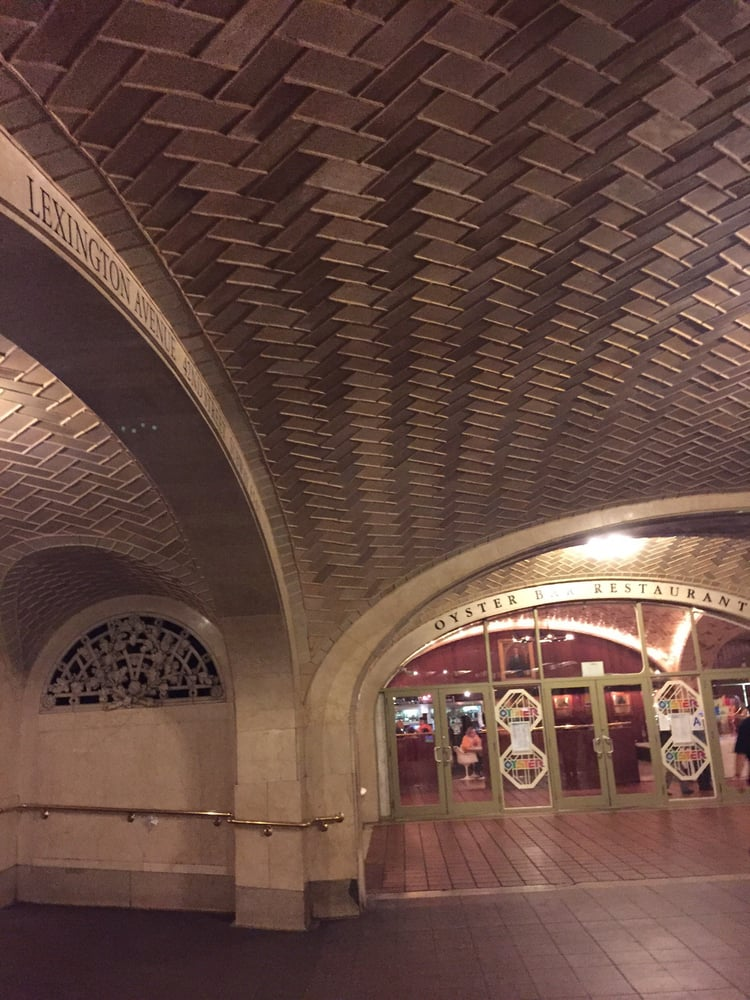 The Whisper Tunnel at Grand Central Terminal