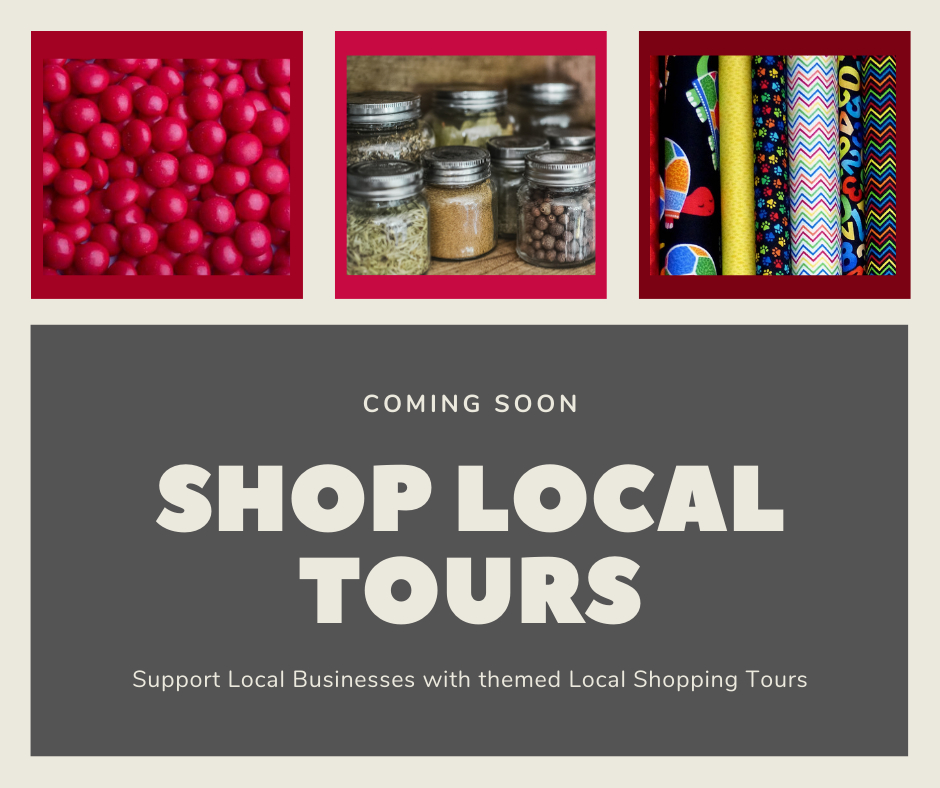 Shop Local Tours